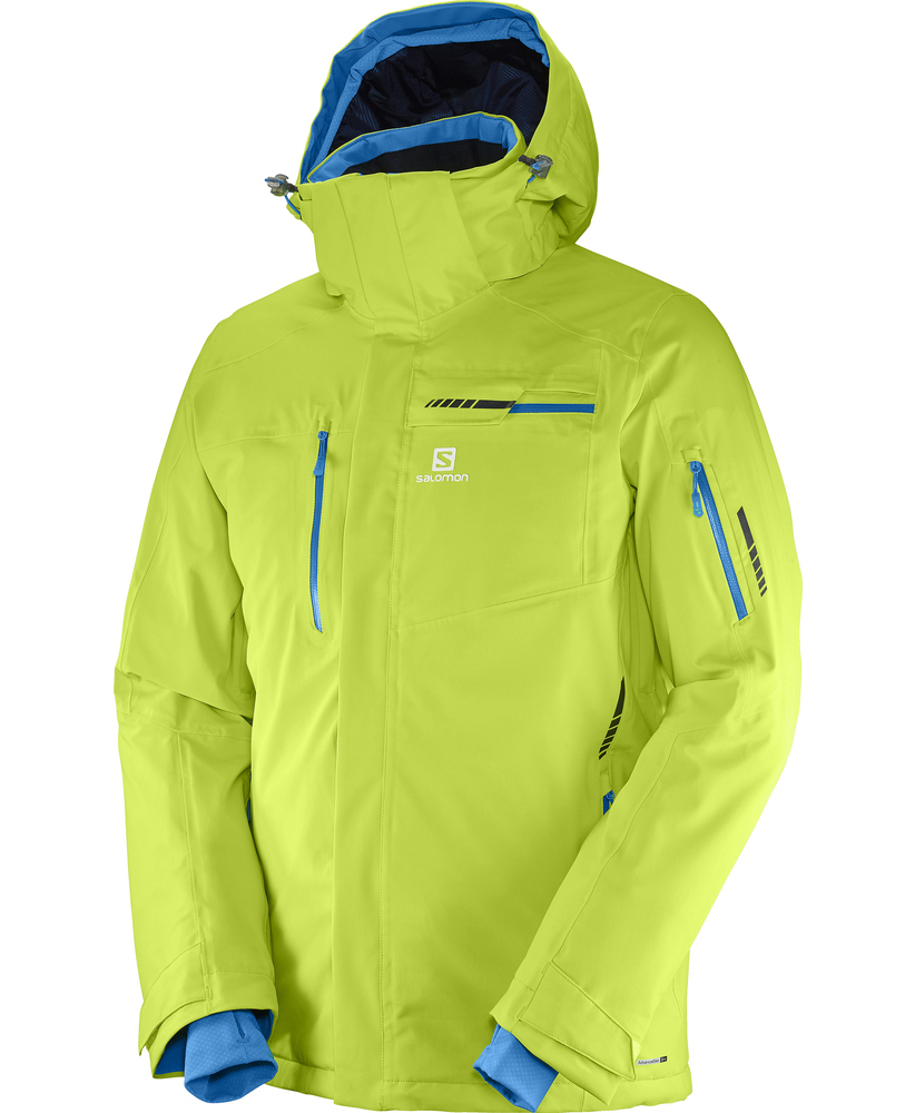 BRILLIANT JACKET LIME 18H