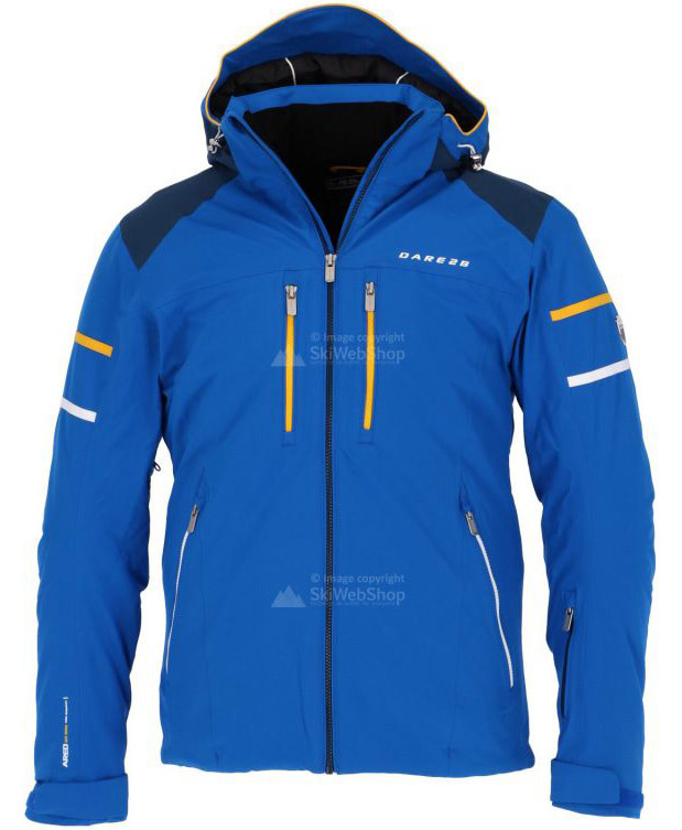 CARVE IT JACKET BLUE 18H